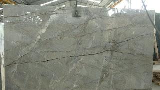 Type Marmer terbaru Astana Silver Slabs