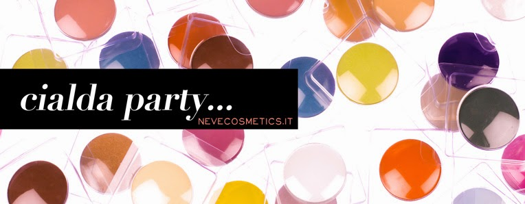 [News] Neve Cosmetics - Cialda Party + Cialde singole Duochrome