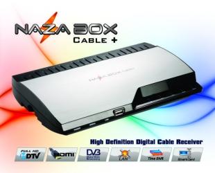 Atualizacao do receptor Nazabox Cable+ 17092015