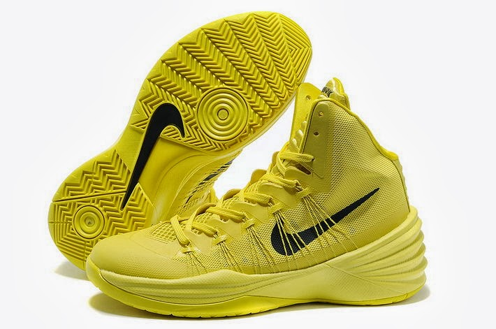 2af14190074 Now this new yellow black Color nike hyperdunk 2013 sneaker arrived to our  store
