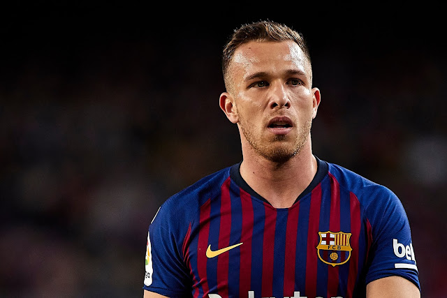 what Arthur has done is unacceptable - Bartomeu