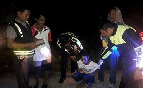 Terduga Pelaku Pemalakan Dilepas Polisi