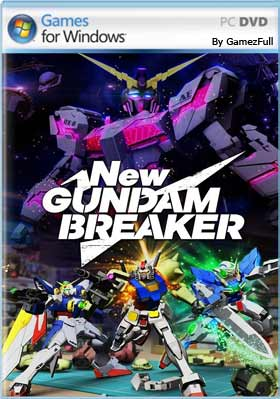 New Gundam Breaker PC [Full] Español [MEGA]