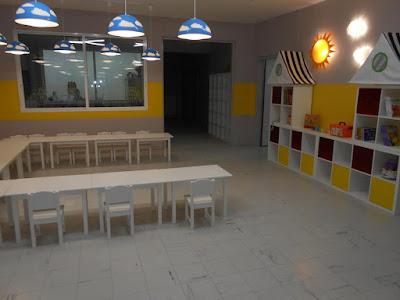 Η ΙΚΕΑ (Όμιλος FOURLIS) μαζί με τον Δήμο Κατερίνης ανακαίνισαν τον παιδικό σταθμό Κορινού.