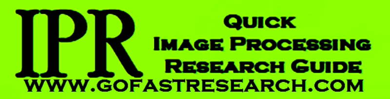 Quick Image Processing Research Guide