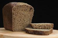 pain de seigle ou du pain noir