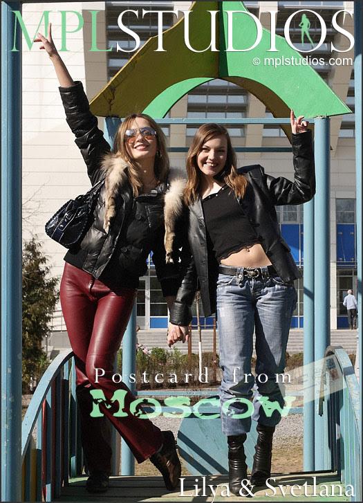 [MPLStudios] Svetlana & Lilya - Postcard From Moscow
