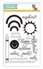 SSS Color and Sunshine Clear Stamp Set