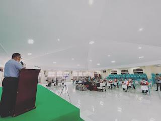 Wali Kota Tarakan Membuka Kegiatan Pembinaan dan Pembekalan Peserta Ujian Negara Amatir Radio - Tarakan Info
