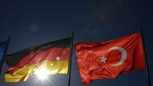 Η Γερμανία επικρίνει την τουρκική εισβολή σε κουρδική περιοχή της Συρίας