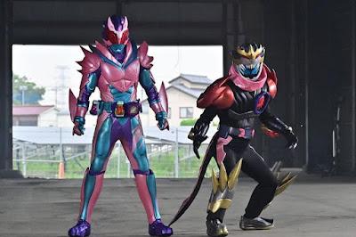 Kamen Rider Revice Episode 05 Title & Description