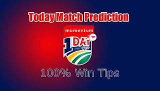 Who will win Today 10th ODI match HL vs WAR Momentum One Day Cup