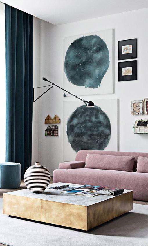 modern living room decoration