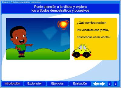 http://proyectodescartes.org/PI/materiales_didacticos/L_B2_Articulos_demostrativos_y_posesivos-JS/index.html