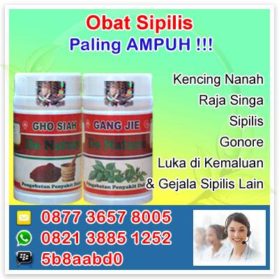 Obat Sipilis Paling Ampuh