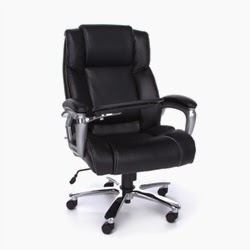 ORO200 Tablet Arm Executive Chair by OFM