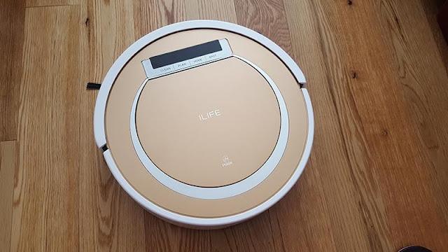 iLife X5 Robotic Vacuum Cleaner Review