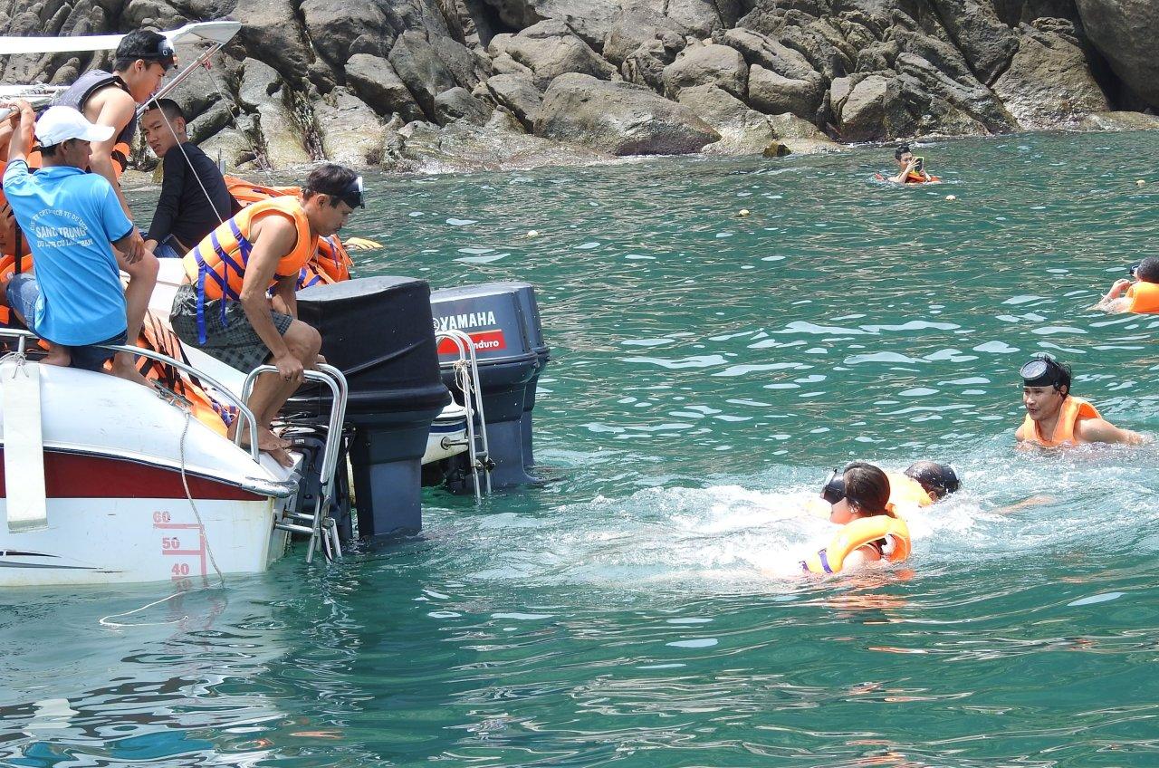 Tour lặn biển Cù Lao Chàm 1 ngày giá rẻ tại đà nẵng