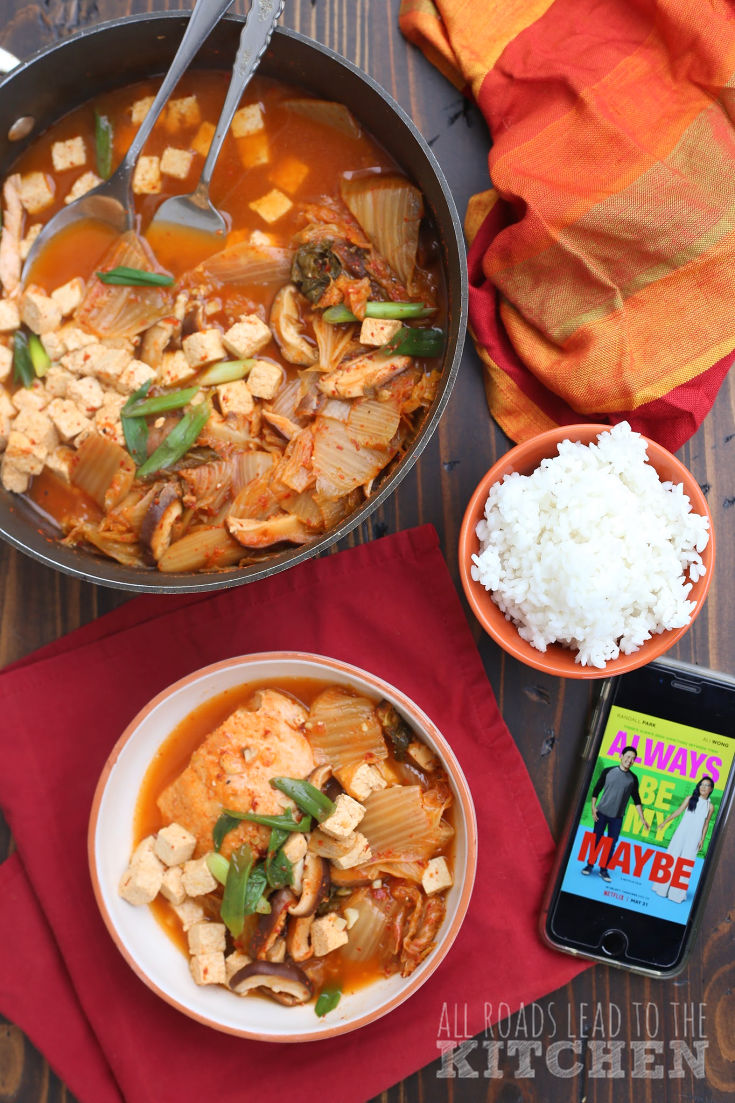Kimchi Jjigae | Always Be My Maybe #FoodnFlix