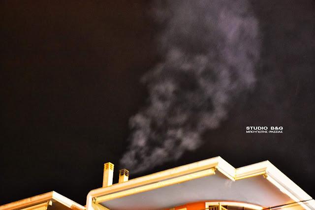 Πυροσβεστική: Προσοχή στις καμινάδες των τζακιών