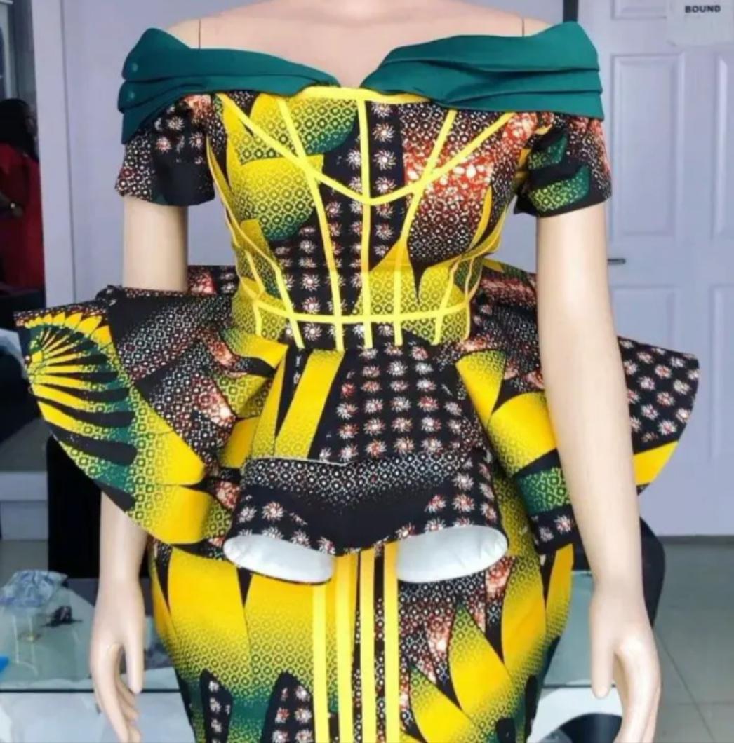 2021 Hausa/fulani Ankara Styles That Will Make You Looks Classy And Cool