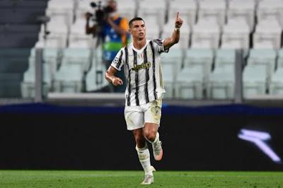 رونالدو يسجل رقم قياسي مع يوفنتوس وأول لاعب يسجل في 14 موسم متتالي بالأدوار الإقصائية