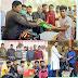 উলিপুরে ক্রিকেট টুর্নামেন্টের    ফাইনাল খেলা ও পুরস্কার বিতরণ অনুষ্ঠিত