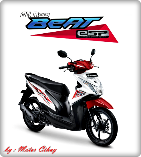 Spesifikasi dan Harga Honda BeAT eSP Terbaru 2015