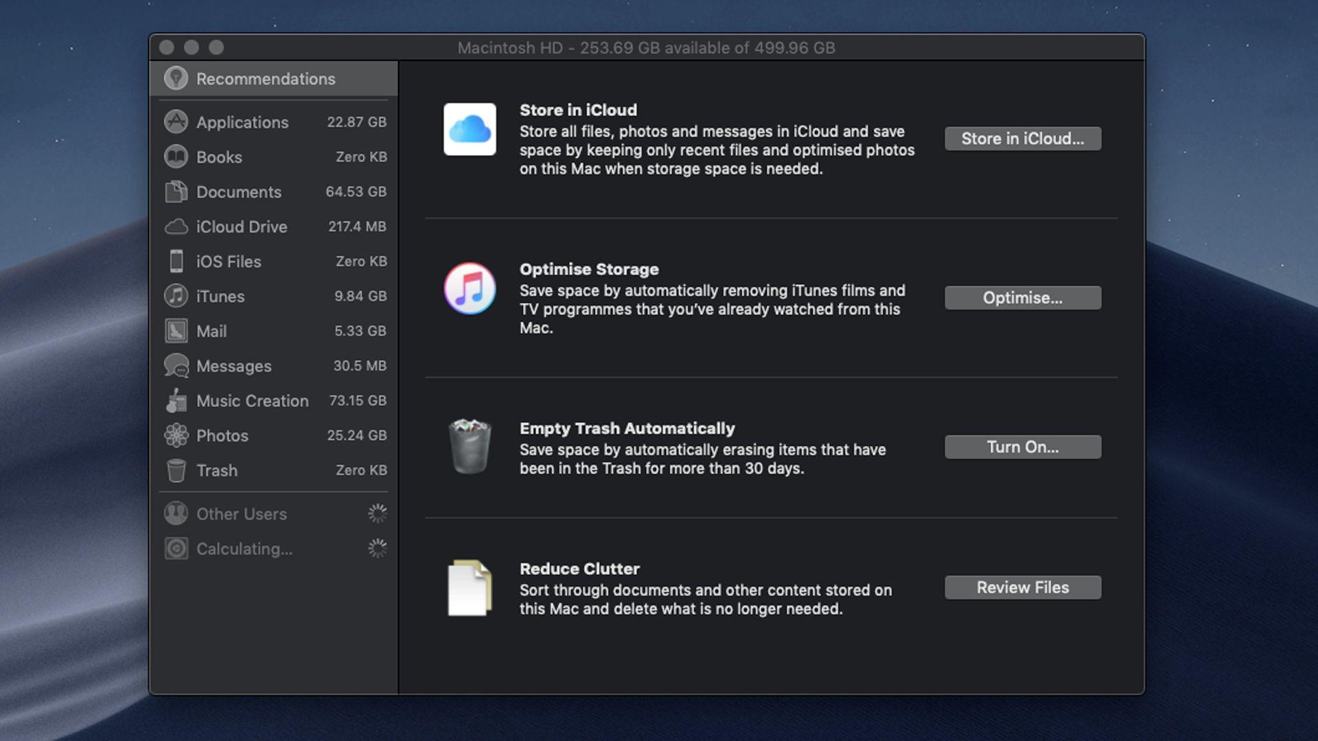 Cách tăng tốc cho máy tính Mac