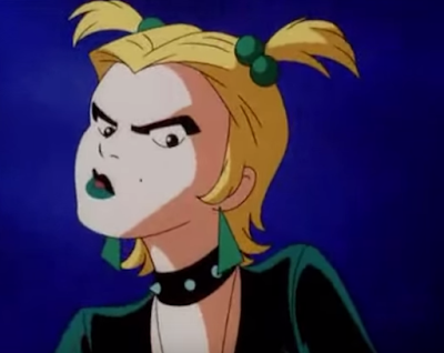 The Other Side blog: The Hex Girls