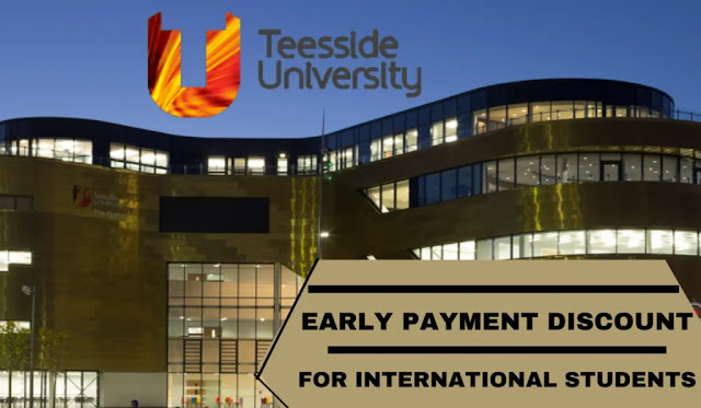 Study in Teesside university with attractive scholarships