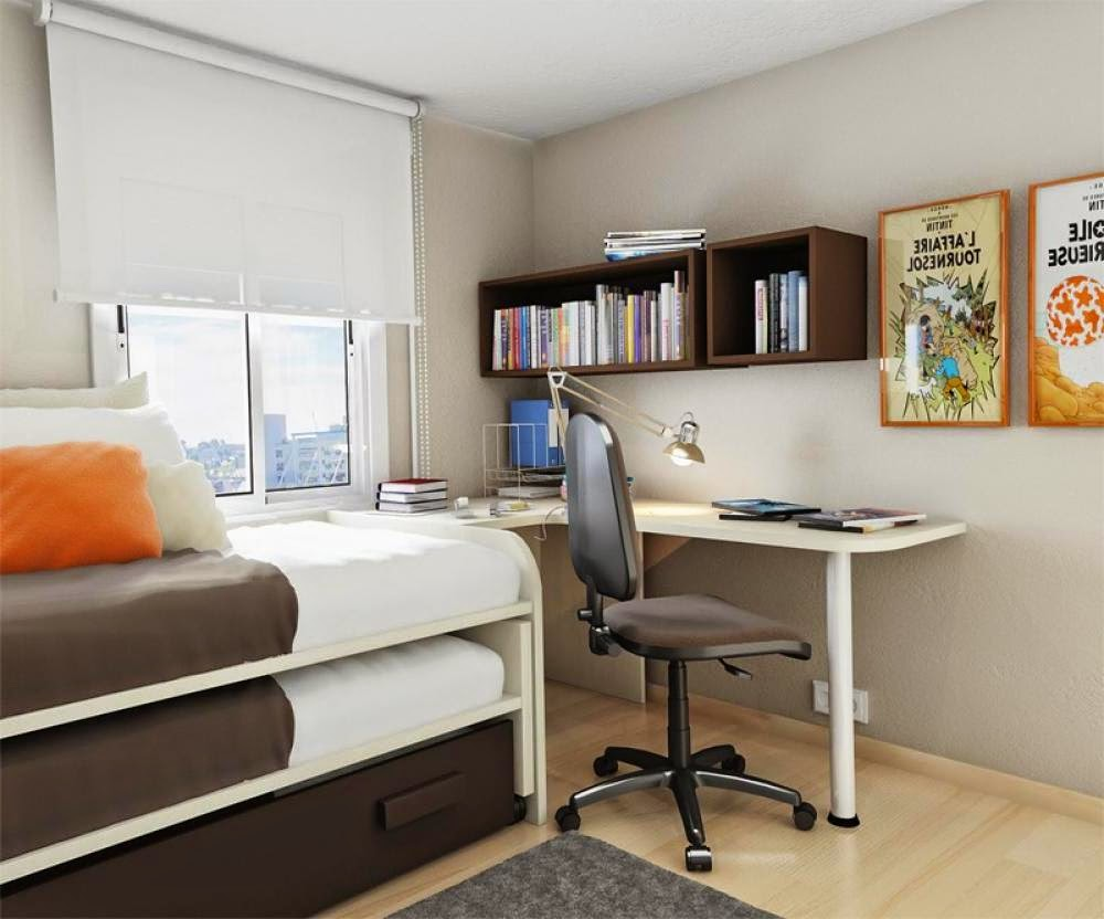 small bedroom ideas, designs and decorating tips | Home ...
