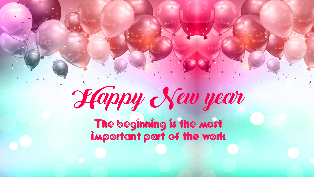 happy new year greetings images 2018