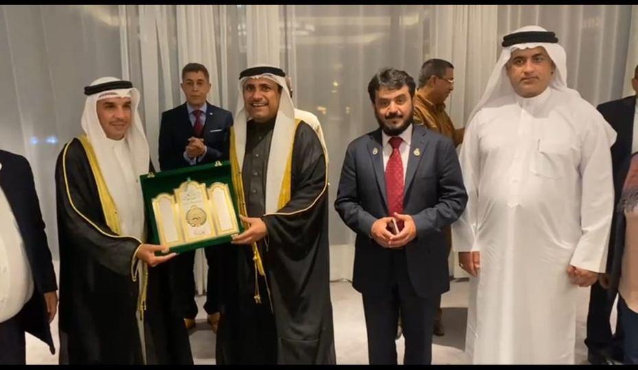 البرلمان العربي يؤكد أن الدبلوماسية البرلمانية و الرسمية وجهان لعملة واحدة في حماية مصالح الشعوب العربية / الأهرام نيوز