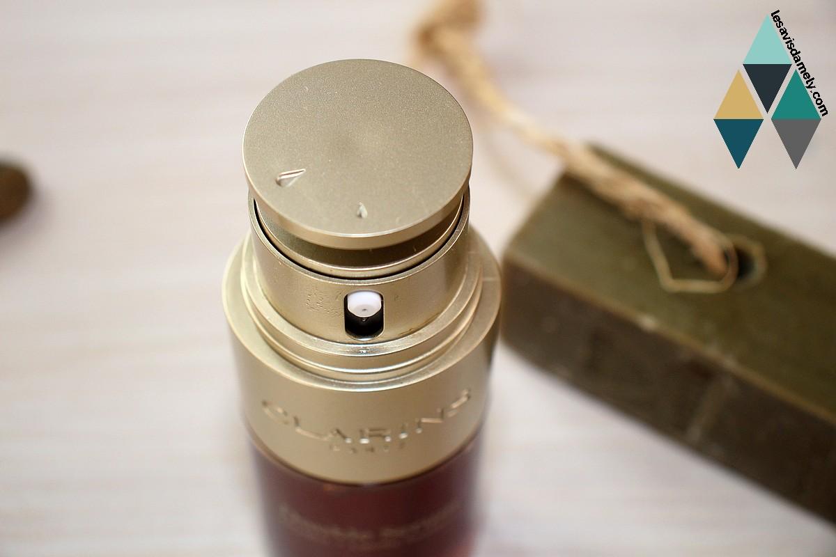 soin hydratant peau sèche et mature clarins