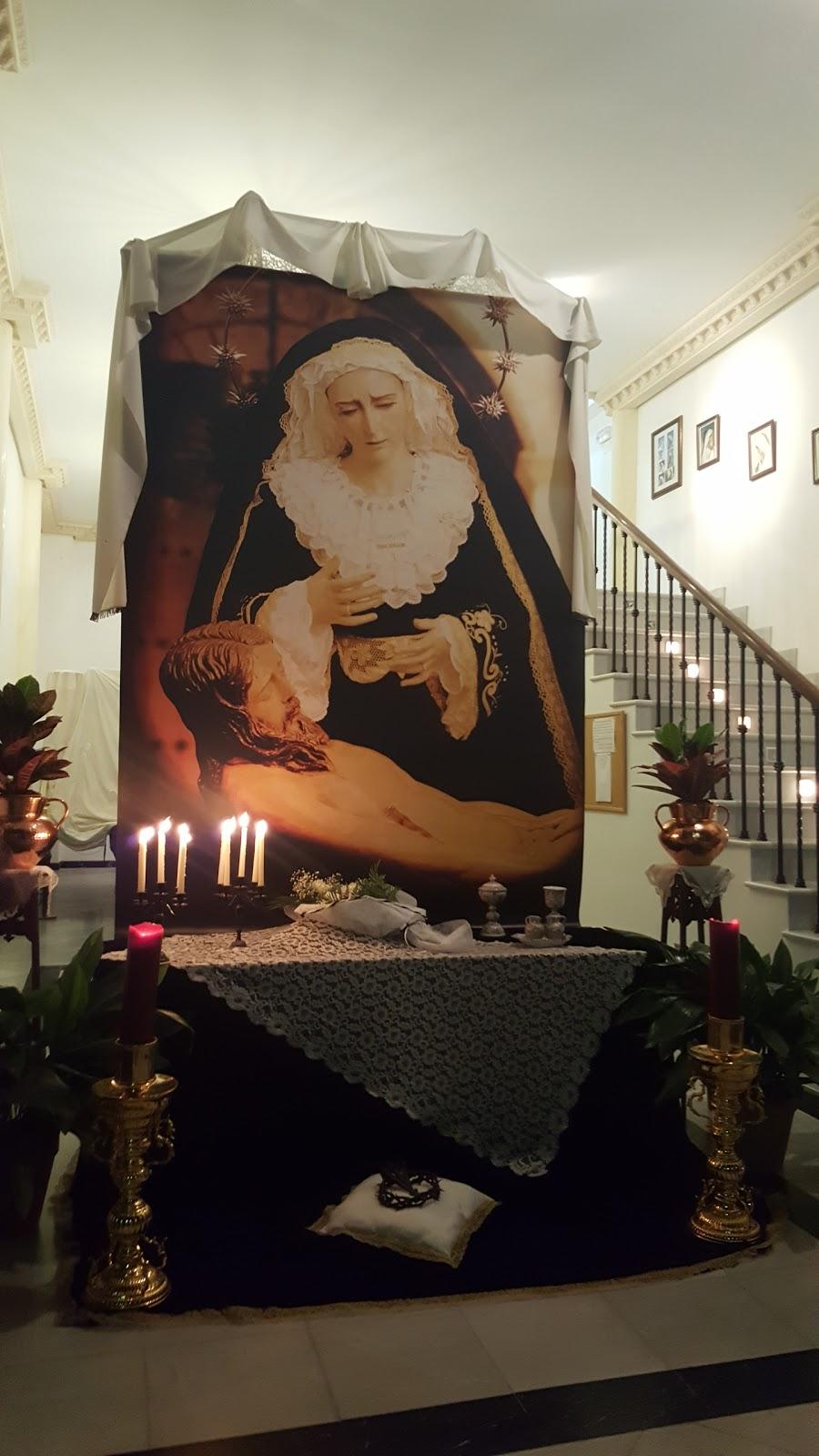 Hermandad del Santísimo Cristo de la Vera+Cruz y María Santísima de ...