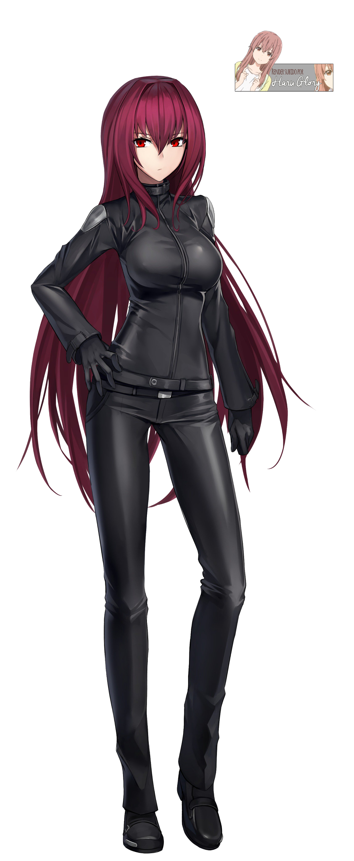 scathach 20