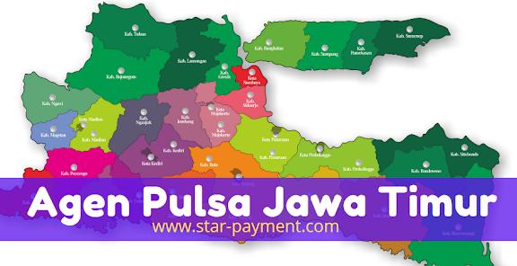 Agen Pulsa Jawa Timur