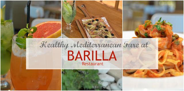 Barilla Restaurant in Dubai Festival City