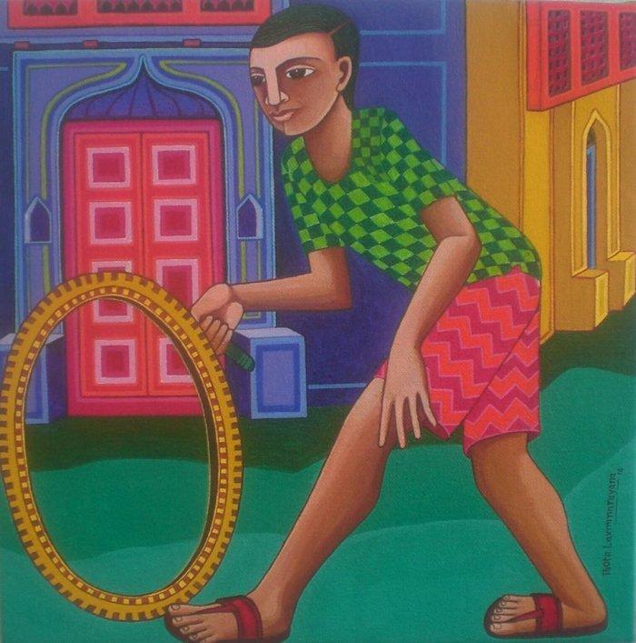 Безмятежный фолк. Thota Laxminarayana