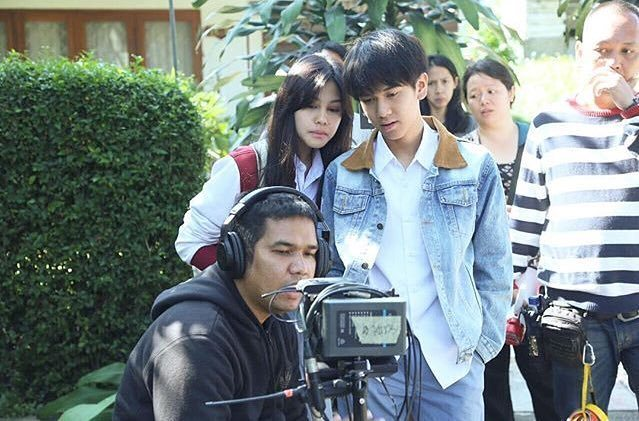 Behind The Scene Film Dilan 1990