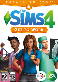 The Sims 4: Get to Work - PC (Download Completo em Torrent)