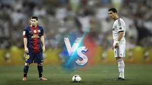 Messi Ronaldo Satu Tim Bikin Ngeri