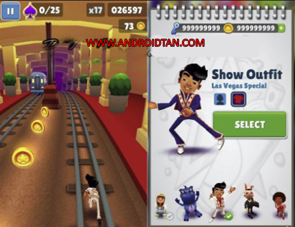 Download Game Subway Surf Mod Apk for Android