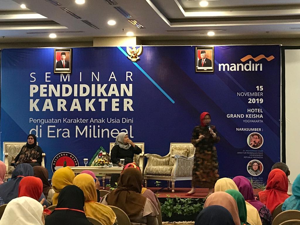 Ratna Megawangi: Bangun Pendidikan Karakter Harus dengan Jiwa Sehat