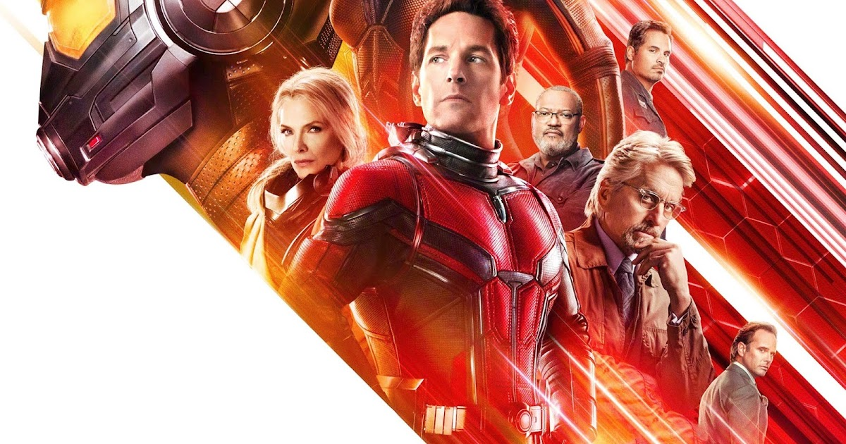 Ant man and the wasp hd