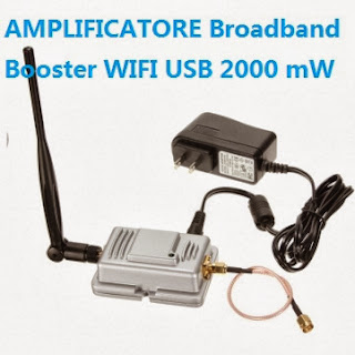 AMPLIFICATORE WIFI
