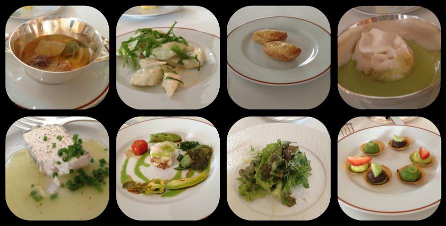 platos favoritos europeos l'arpege