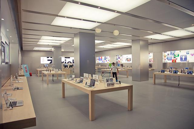 Apple US store