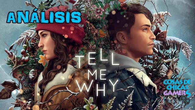 Tell Me Why - Portada